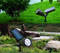 Wholesale LED Solar Street Light Outdoor Courtyard Lawn Garden Lights Plug Household Water