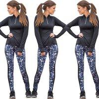 best comfort pants - 2016 Fashion Casual Pants Self Comfort Capris Sports Pants High Elastic Geometric Patterns European Style Best Sellers B