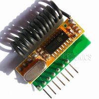 ask super - ASK Super Heterodyne Fixed Code Decoder Receivers RF Wireless Modules MHz