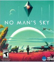 Wholesale Hot Sale Video Games No Man s Sky Factory Sealed