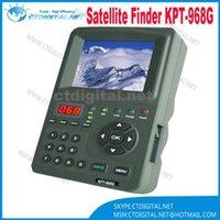 venda por atacado satlink ws-6906-KPT-968G localizador por satélite DVBS sinal MPEG2 3.5 polegadas TFT LED Handheld SatLink ws-6906 medidor de HD Satellite Finder KPT 968G
