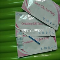Wholesale Popular Ovulation Test Strip High Quality Original Factory with CE and FDA Certificates