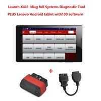 automotive diagnostic software for pc - Launch X431 Idiag Full Systems DBScar Bluetooth Auto Diagnostic Tool Plus for Lenovo Android Tablet PC Contain Software