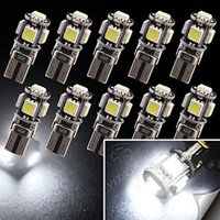 Wholesale LED Modules X Canbus Error Free White T10 SMD Interior LED Light bulbs LED W