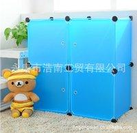 aluminum storage cabinets - Supply DIY Variety creative magic film storage cabinets free combination frame