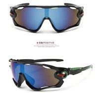 Wholesale 20PCS NEW brand hot sale sun glasses man Sports Eyewear women s Eye colors driving Bicycle Glass Travel glasses A
