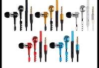 apple swirl - Promotional Zipper Earphone Stere Swirl earphone head phones