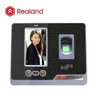 Wholesale Biometric Fingerprint Face Recognition Time Attendance System F501 Access Control with software TCP IP USB network
