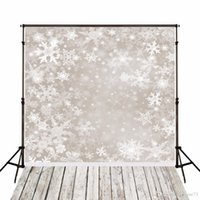 Wholesale Yame x7ft Vinyl Digital Christmas White Winter Snow Photography Studio Backdrop Background