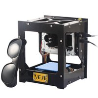 acrylic engraving machine - NEJE mW DK PRO Laser Engraver Box Laser Engraving Machine DIY Laser Printer