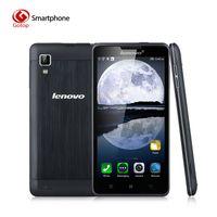 Precio de Lenovo p780-<b>Lenovo P780</b> 5,0 pulgadas de alta definición de la pantalla MTK6589 Smartphone 4000mAh, Quad-Core Android 4.4 del teléfono móvil de 1 GB de RAM + 4GB ROM Teléfono Celular