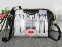 Wholesale 2016 summer new bags chinese style women bag Shell bag folk style shoulder bag or handbag printing features