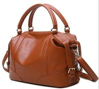 Wholesale The new female bag bag worn thin shoulder bag soft cowhide leisure