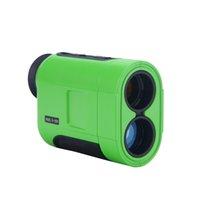 Wholesale 4pcs m X Multifunctional Golf Monocular Laser Rangefinder Handheld Telescope Laser Distance Meter Range Finder for Golf Hunting