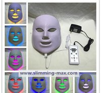 Wholesale 7 color Led Light Pdt Skin Rejuvenation Facial Mask photo skin rejuvenation Facial Skin Rejuvenation