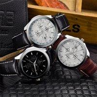 Precio de Gifts-Relojes de lujo mejores hombres del regalo para los hombres wristwacth hombres de negocios positiva de la marca par reloj correa de reloj de cuarzo Beinuo