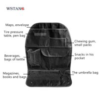 Wholesale New W S TANG Non woven fabric inside receive a series of auto storage receive package