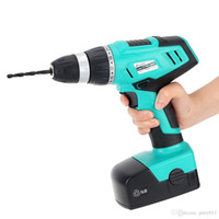 Wholesale Professional Pro sKit PT F Cordless Electric Drill Driver Rechargeable Charging Screwdriver with Driver Bits V