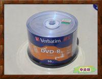 Wholesale 2016 new Verbatim DVD R blank recordable DVD disc
