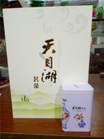Wholesale After the ching Ming festival grams of fresh tea fragrance tianmu lake white tea new high quality from China