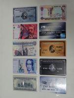 banks currencies - 30 currency bank card USB flash drive GB GB GB GB GB GB GB USB Flash Memory Stick pen drive U Disk Thumbdrive