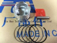 Wholesale Motorcycle The piston and ring CG MM with a piston pin MM Piston ring thickness mm