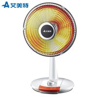 Wholesale infrared electric heater small solar household electric heating mall with Electric Heaters