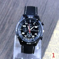 accurate silicone watch - Men Watch Sports And Leisure Accurate Quartz Watches High Quality Silicone Men Watch With Second Hand More Precise Time Relojes Hombre