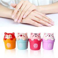 Wholesale Lovely Cartoon Cat whitening Hand Cream ML Hand moisturizer M01860