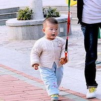 Wholesale Baby Child Toddler Safety Harness Wrist Buddy Walking Strap Anti Lost m L00086 OSTH