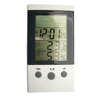 Wholesale WSD A Electronic Digtal Thermometer Hygrometer With