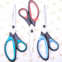 Wholesale 3pc Household Scissors Set Multifunction School Sewing Crafts Kitchen Shears New Stainless Steel Heavy Duty Kitchen Scissors