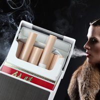 Wholesale Hard Durable Cigarette Box Case Cover Holder for Full Pack Box of King Size