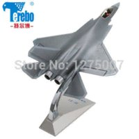 air show china - Fighter model diecast China air force J31 Jian31 aircraft model Static display Alloy Grade Show Research level