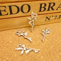 angle bead - Pandora Charm Angle Beads Antique Silver Copper Colored Plated Charm Jewelry for DIY Bracelet Necklace mm mm