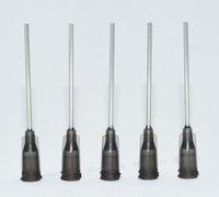 Wholesale Dispensing Needle W ISO standard helix luer lock Blunt Tip ga x quot Tip