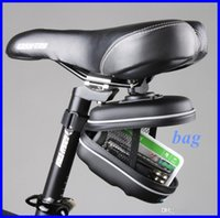 Wholesale EVA bag used for Bike Saddle Seat Rear Cycling bike going to mountain accessory for bike OUT004
