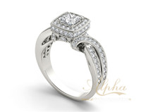 antique wedding rings for sale - Fashion trending top sale product antique unique interlocking style noblest men s ring wedding ring for men and women BER0337