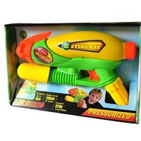 Wholesale Cikoo Summer Outdoor Beach Swimming Bath Water Plastic Blaster Single Nozzle Water Gun Long Range Super Blaster Soaker Toy for Kids Play