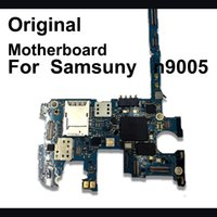 Wholesale Original Unlocked For Samsung galaxy motherboard Note3 N9005 SM N9005 working mainboard with software logic system board