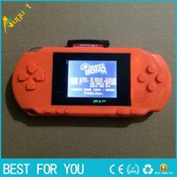 Wholesale PXP2 bit Children Classic Handheld Digital Screen Video Game Console PVP PSP SP For Kids