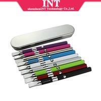 Wholesale Healthy smoking vape new products colourful case Cbd oil mah ml atomizer e cigarette vape pen
