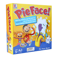Wholesale In business Pie Face Family Funny Game environmental PIEFACE GAME hot Party game for adult and children birthday fun toys