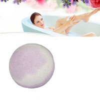 Wholesale 2016 g Natural Bubble Bath Ball Bomb Essential Oil Handmade SPA Bath Fizzy Christmas Gift Set for Her ZA0229