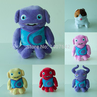 alien statue - 2016 Movie HOME Boov Rainb Oh Alien cm Plush toys Boove Doll Boneca Stuffed Dolls Home oh Home oh Figures Gift for Children