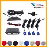 backup options - 2016 Hot Selling Parking Sensors LED Display Car Parking Sensor System Car Reverse Backup Radar Kit Colors Option