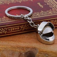 antique motorcycle helmets - Helmet Key Chain Alloy Motorcycle Casque Keychain Men And Women Key Ring Trendy Keyring For Car Purse Bag Gift New