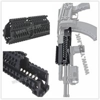 aeg ak - EMERSON Zenit Style Full Length Rail Handguard System B30 B31 for AEG GBB Handguard System AK Full Length Rail Set BD9263