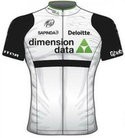 bicycle dimensions - 2016 Dimension Data TEAM WHITE ONLY Short Sleeve Cycling Jersey Bicycle Wear Size XS XL A003