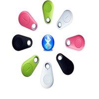 Wholesale Smart Bluetooth Anti Lost Alarm finder key wallet anti theft alarm mini portable two way locator